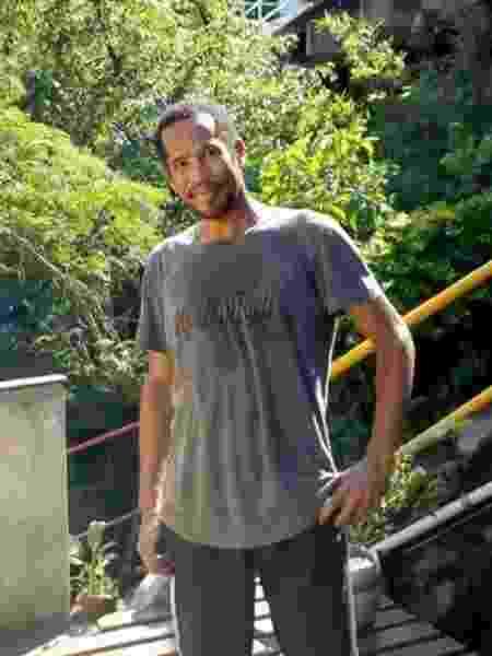 Gilson Cezar Cerqueira, uma das vítimas fatais da chuva de ontem no Rio - Arquivo pessoal