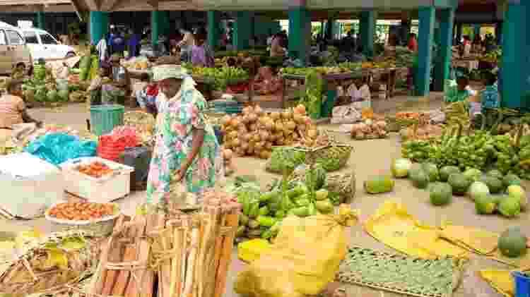 Em Vanuatu, os homens retiram os salários das mulheres - Getty Images