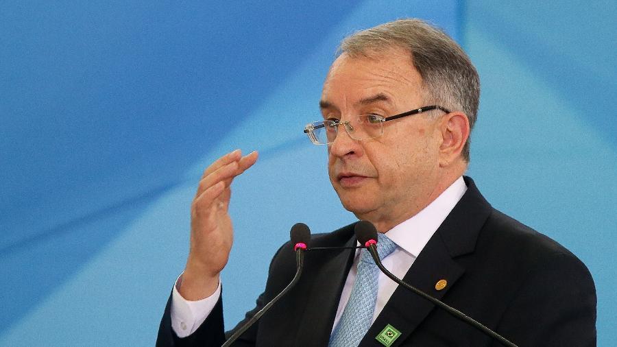 11.ago.2016 - José Carlos Martins, presidente da Cbic (Câmara Brasileira da Indústria da Construção) - Alan Marques/Folhapress