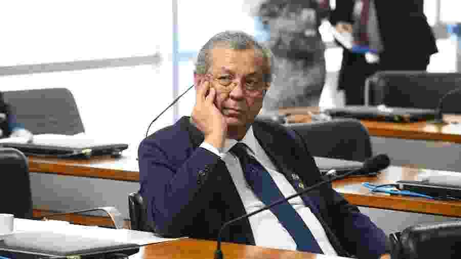O presidente do Conselho de Ética, senador Jayme Campos (DEM-MT), tem uma representação contra si próprio no colegiado - Marcos Oliveira/Agência Senado