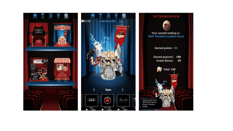 baixe estes apps - popcorntrivia - Reprodução - Reprodução