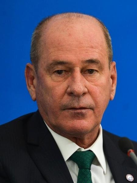 """O ministro da Defesa, general Fernando Azevedo e Silva: para Bolsonaro, falta """"empenho"""" - Marcello Casal Jr./Agência Brasil"""