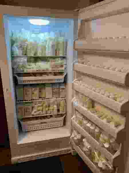 Mãe ganha R$ 100 mil vendendo leite materno para outras mulheres - Divulgação