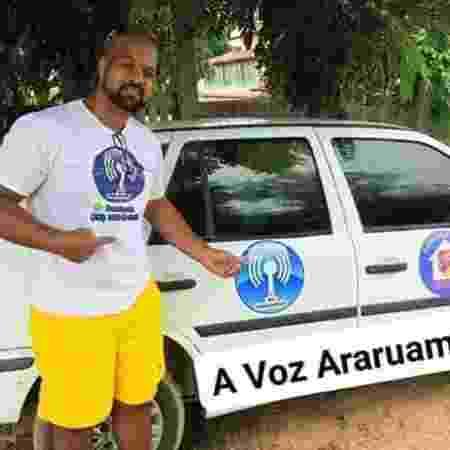 Jornalista e pré-candidato a vereador Leonardo Soariano Pereira Pinheiro foi morto em maio deste ano - Reprodução