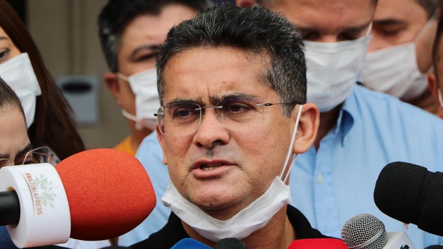 David Almeida (Avante) anunciou que pretende construir mais 6 mil covas no maior cemitério de Manaus - Edmar Barros/Futura Press/Estadão Conteúdo