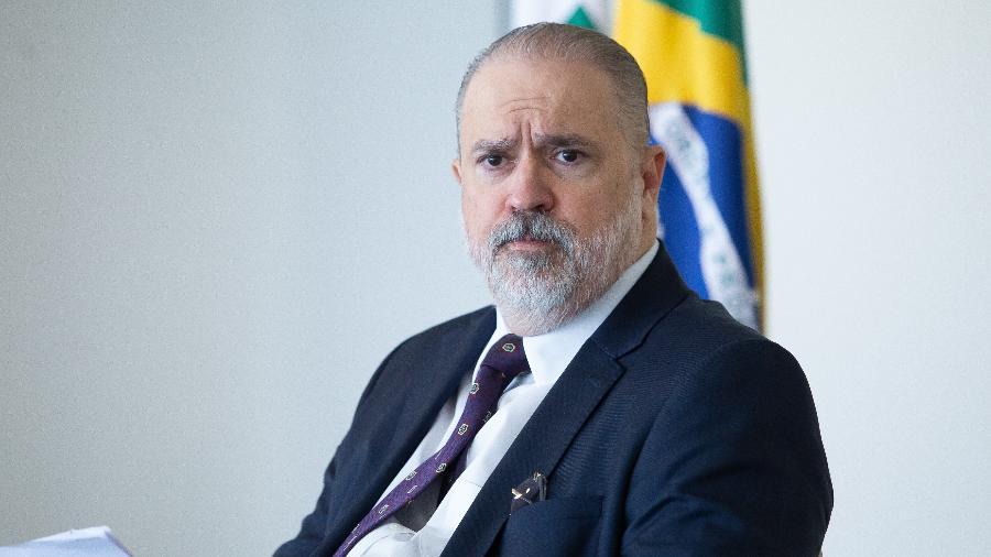 Augusto Aras insinuou possibilidade de estado de defesa - Antonio Augusto/Secom/PGR