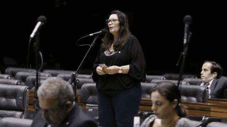 Deputada Bia Kicis (PSL-DF) foi escolhida para presidir a Comissão de Constituição, Justiça e Cidadania, uma das instâncias mais poderosas da Câmara - Agência Câmara - Agência Câmara