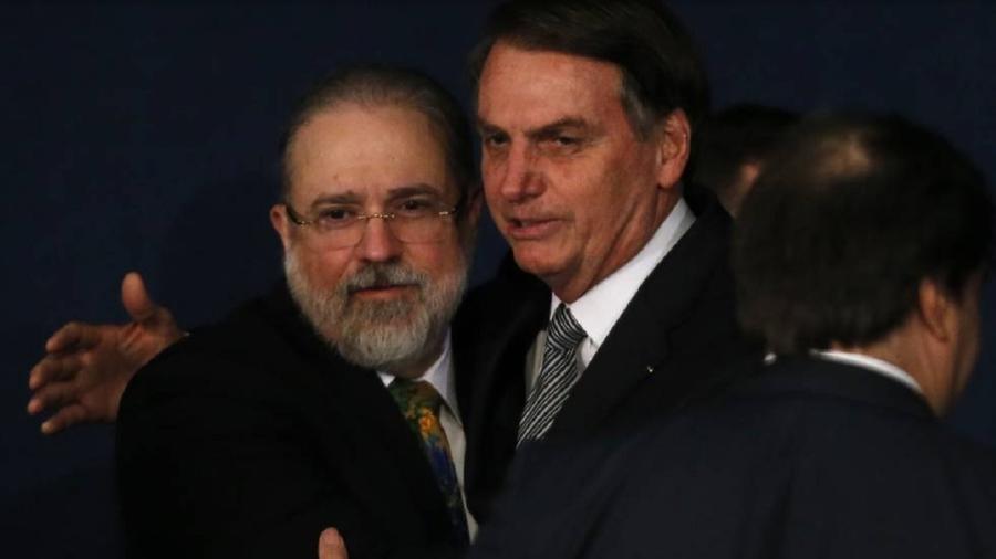 Hoje, em editorial, o jornal carioca O Globo manifestou preocupação sobre a recondução de Aras à PGR - Jorge William/Agência O Globo