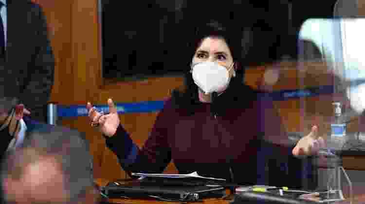 Simone Tebet - Marcos Oliveira/Agência Senado - Marcos Oliveira/Agência Senado