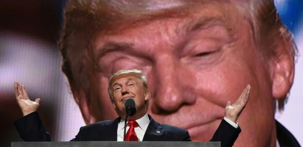 Trump foi acusado de fazer afirmações sem exatidão e exageradas