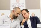 Doria elogia Joice, mas diz que seu candidato à prefeitura é Bruno Covas - ANANDA MIGLIANO/O FOTOGRÁFICO/ESTADÃO CONTEÚDO