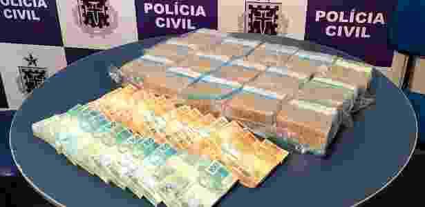 Pirãmide financeira - Divulgação/Polícia Civil da Bahia - Divulgação/Polícia Civil da Bahia