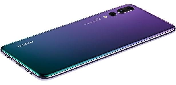 c1e049ae9af Huawei P20 Pro foi eleito o celular com as melhores câmeras até agora  Imagem: Divulgação