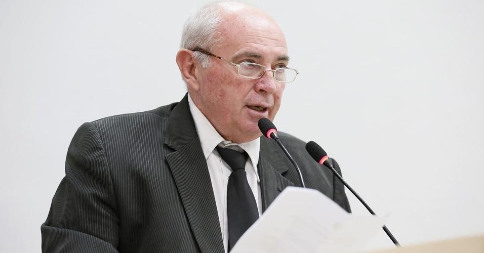 10.out.2018 - José Clemente, o Lebrão (MDB), 63 anos, foi o candidato a deputado estadual mais votado em Rondônia. Ele teve 20.357 votos