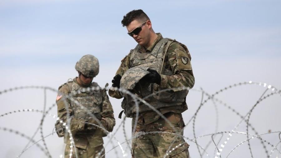 Segundo relatório, margem de superioridade das Forças Armadas americanas está se deteriorando em várias áreas - Getty Images