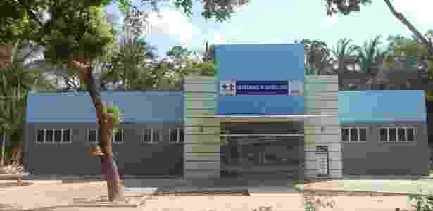 UBS em Leopoldina, Piauí, perdeu um de seus especialistas para o Mais Médicos  - Divulgação - Divulgação