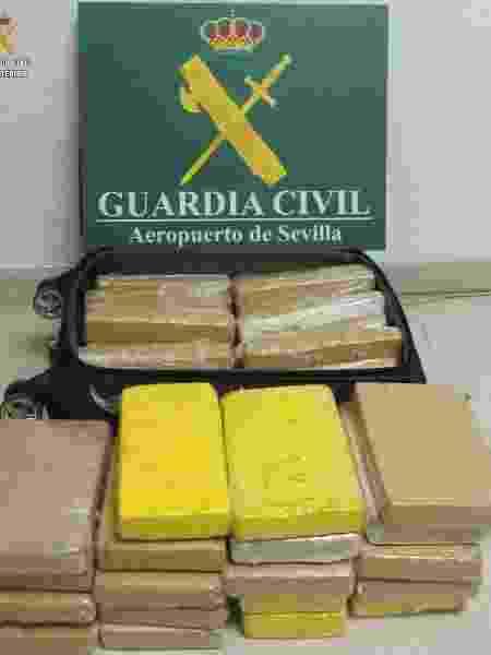 Caso ocorreu na Espanha em junho do ano passado; testemunhas devem ser ouvidas em 21 de maio - Divulgação/Guarda Civil da Espanha