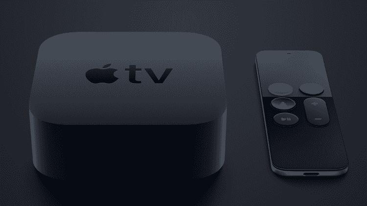 Apple TV: não é bem um set-top box, mas um cobiçado aparelho de streaming - Divulgação - Divulgação