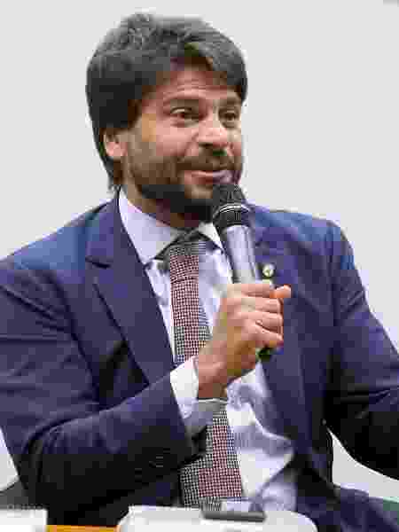 Deputado federal Pedro Paulo (DEM/RJ) tirou dúvidas em relação ao projeto que pode mudar o futebol brasileiro -  Pablo Valadares/Câmara dos Deputados
