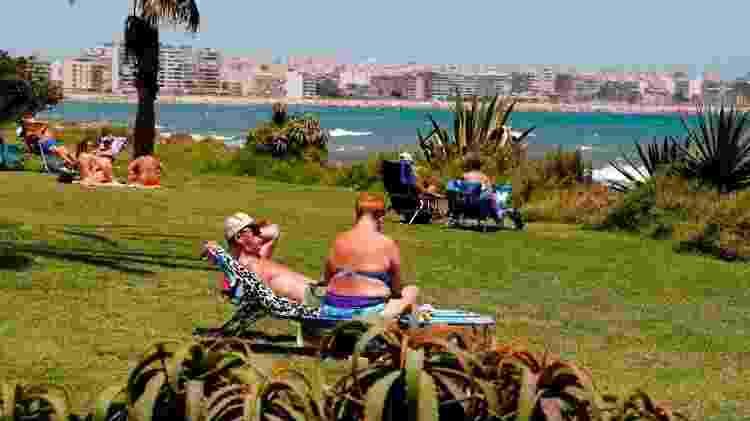 Maior comunidade de britânicos fora do Reino Unido na Europa está na Espanha - Getty Images - Getty Images