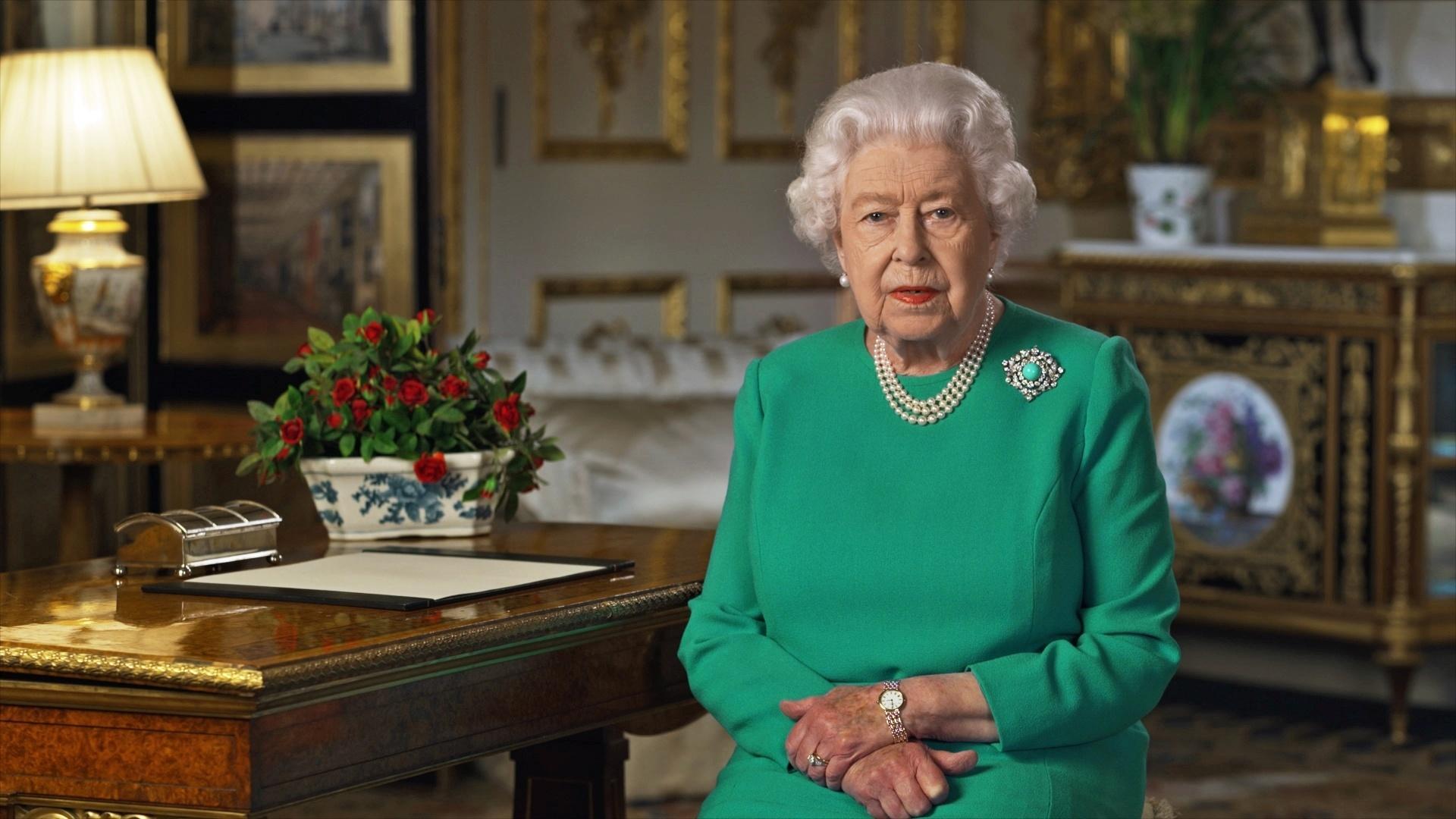 Coronavírus: Rainha Elizabeth 2ª cita compaixão e agradece ...