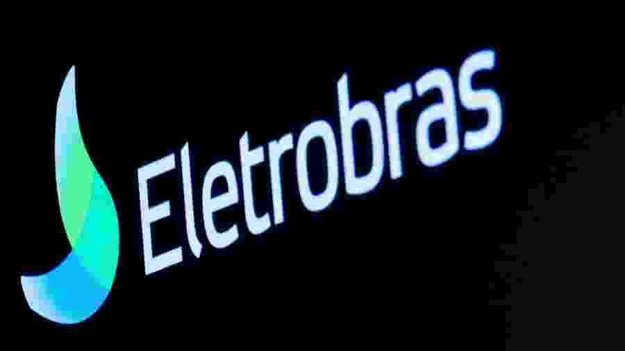 Logo da Eletrobras na Bolsa de Valores de Nova York - Reprodução