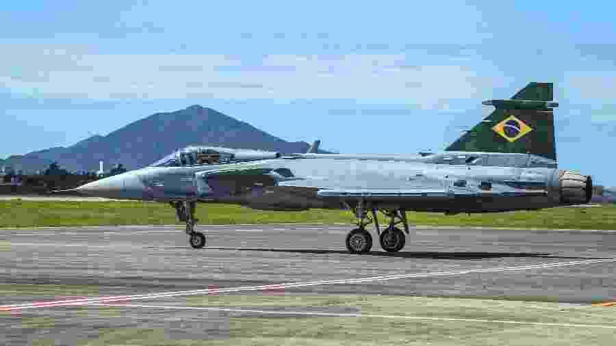 Aeronave será apresentada oficialmente no Dia do Aviador e da FAB, comemorado em 23 de outubro - Lúcio Rila/Ishoot/Estadão Conteúdo