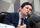 Moro encolhe nas redes e tem futuro político incerto  (Foto: Marcos Oliveira/Agência Senado)