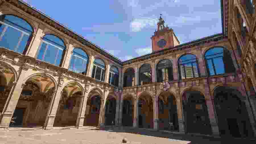 Universidade de Bolonha, na Itália, é uma das mais antigas do mundo - Getty Images
