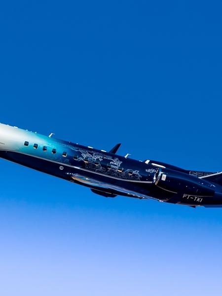 Pelo acordo firmado, a Embraer começa a entregar aeronaves para a NetJets a partir do segundo trimestre de 2023 - Divulgação