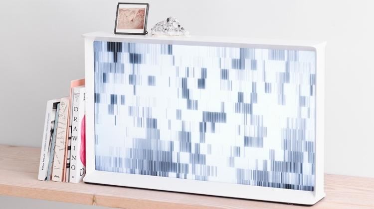 TV da Samsung - The Serif, projetada por designers famosos - Divulgação - Divulgação