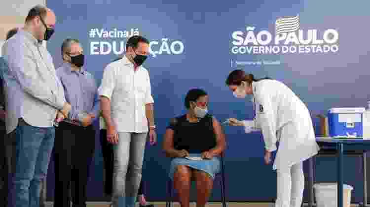 merendeira - Divulgação/Governo de São Paulo - Divulgação/Governo de São Paulo