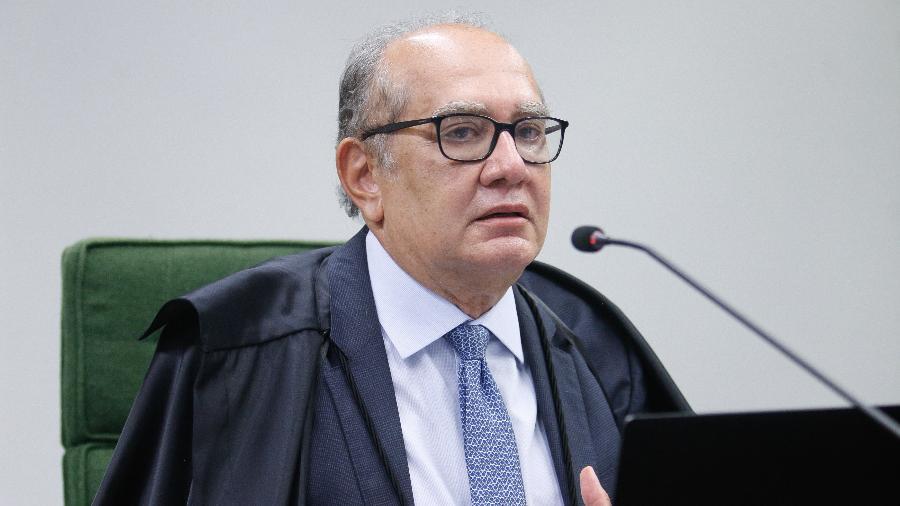"""Em seu voto, Gilmar Mendes disse que a """"realidade burocrática"""" viola o direito social à saúde - Felipe Sampaio/STF"""