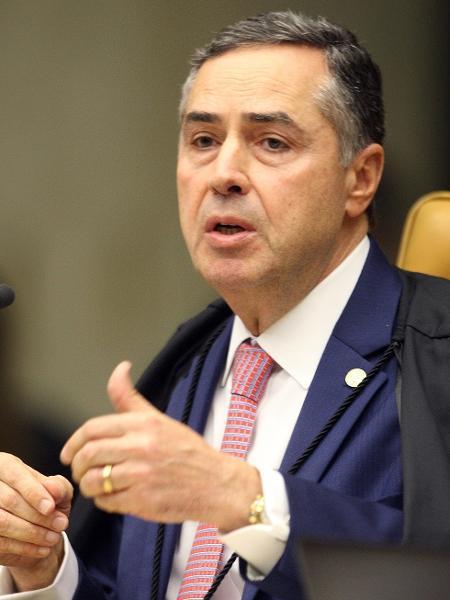 Ministro do STF Luís Roberto Barroso - Nelson Jr/STF