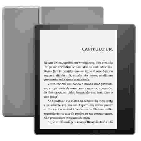 Kindle Oasis - Divulgação - Divulgação