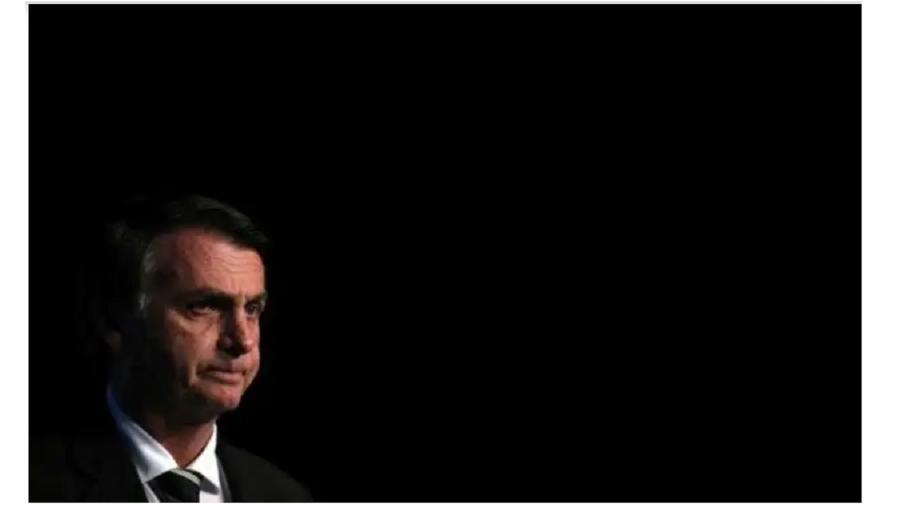 """Presidente Jair Bolsonaro (sem partido) diz saber onde está """"o câncer do Brasil"""" e que pode vencer a guerra - Reprodução"""