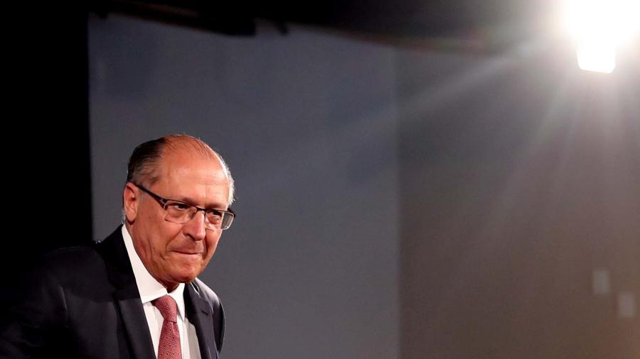 Antes mesmo de anunciar por qual partido pretende disputar a próxima eleição, Alckmin mantém uma rotina de conversas com líderes e políticos do interior - GABRIELA BILó/ESTADÃO CONTEÚDO