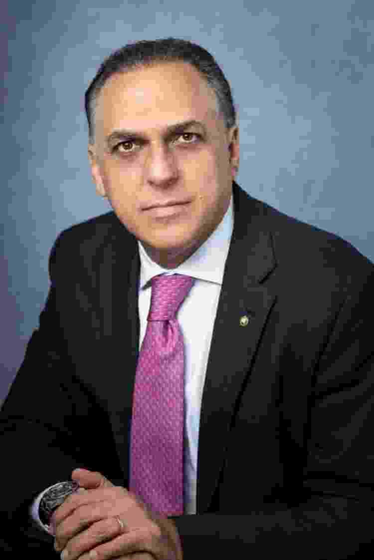 20.set.2021 – O presidente da Associação Nacional dos Desembargadores (Anders), o desembargador do TJ do Rio Marcelo Buhatem - Divulgação/Andes - Divulgação/Andes