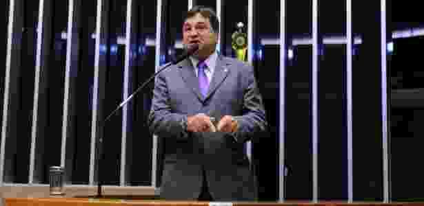 Foto de arquivo de César Halum em sessão na Câmara dos Deputados - Alex Ferreira/Câmara dos Deputados - 16.abr.2016