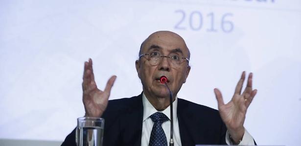 Ministro da Fazenda, Henrique Meirelles