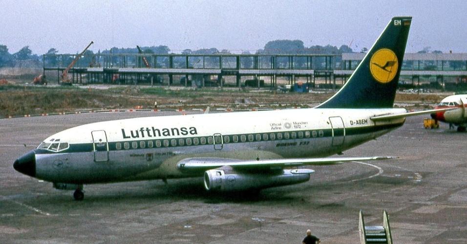 1962 - 727 e 737
