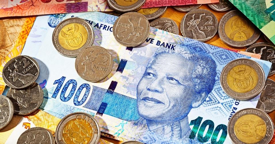 rand, moeda da áfrica do sul