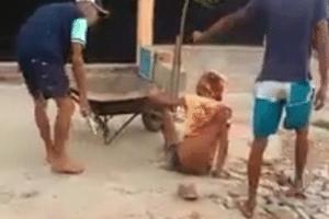 A transexual Dandara foi brutalmente espancada e morta em Fortaleza; o caso estava sem solução, até que um vídeo com o espancamento da vítima veio à tona