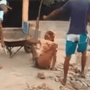 Dandara dos Santos, 42, foi morta após ser agredida - Reprodução
