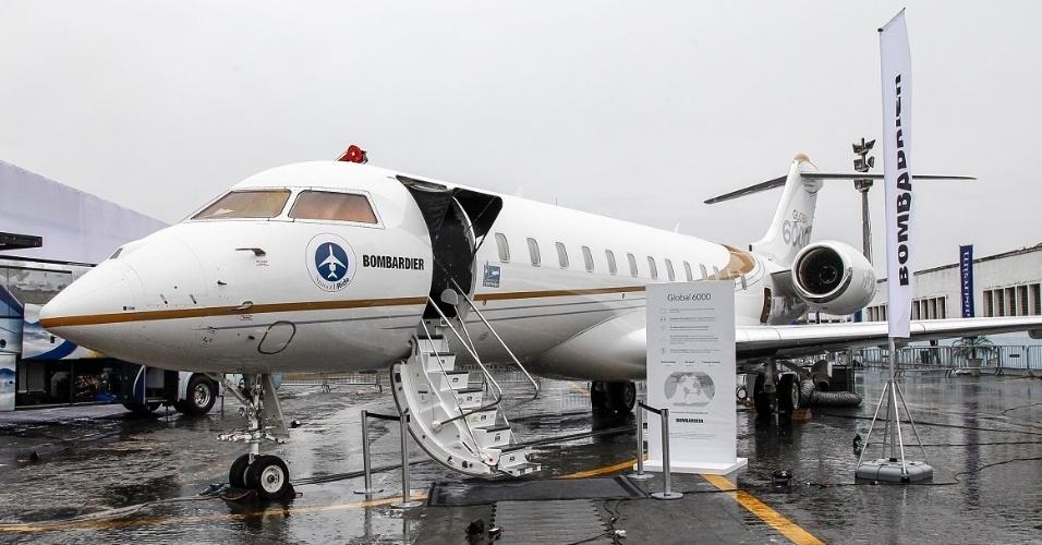 O Bombardier Global 6000 está avaliado em US$ 62,5 milhões (R$ 190 milhões). O jatinho pode levar até 17 passageiros com autonomia para voar sem escala de São Paulo até Berlim, Atenas ou Jerusalém. O avião voa a uma velocidade máxima de 1.090 km/h