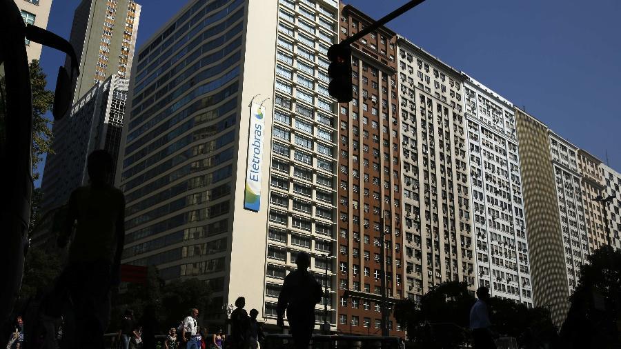 Fachada da Eletrobras, no Rio de Janeiro - Pilar Olivares/Reuters