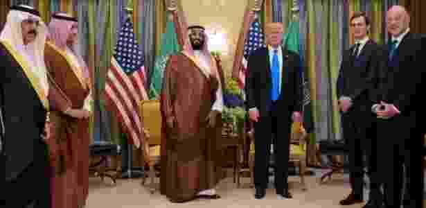 Arábia Saudita tentou acabar com o setor de fracking americano - Getty Images - Getty Images
