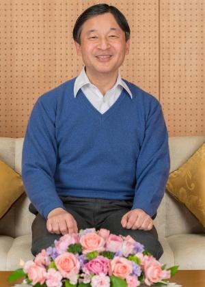 O príncipe herdeiro do Japão, Naruthito