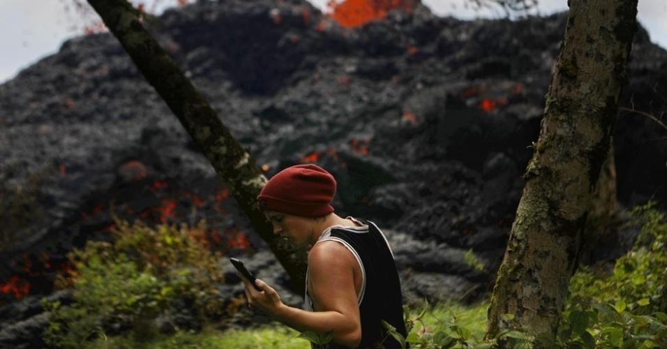 Kilauea Havaí