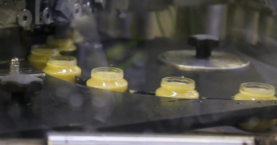 Papinhas prontas da Nestlé
